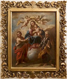 Italian Old Master Baroque