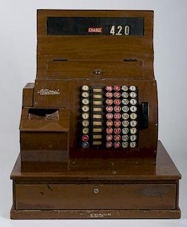 Vintage NCR Cash Register