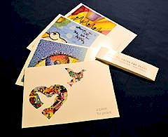 Set of Peace Cards (4 Cards)