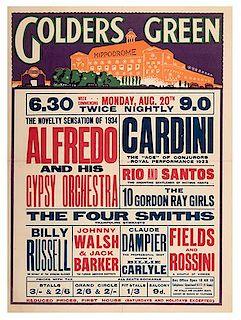 "Cardini (Richard Valentine Pitchford). Cardini. The ""Ace"" of Conjurors."