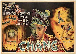 CHANG (JUAN JOSÉ PABLO JESORUM). Un Espectaculo Differente. Chang.