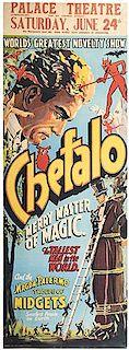 Chefalo (Raffaele Chefalo). Chefalo. Merry Master of Magic.