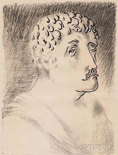 Giorgio de Chirico (Italian, 1888-1978)      Hebdomeros