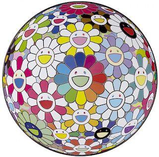 "Takashi Murakami POP ""Flowerball: Want to Hold You"""