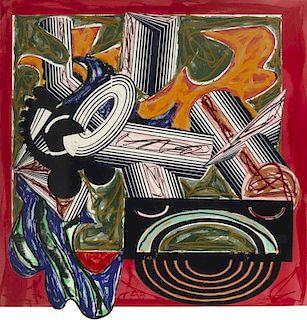 Frank Stella Had Gadya SIGNED LIMITED EDITION