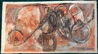Avinash Chandra Indian Modern Painting