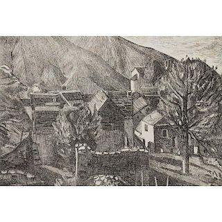 Attr Giorgio Morandi (Italian, 1890-1964)