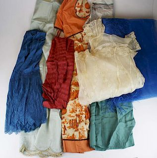 Lot Of 1930'S-1940'S  Clothing Articles Incl. Lord & Taylor