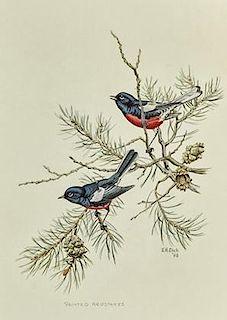 John Henry Dick (1919-2005) Two Watercolors