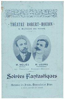 Theatre Robert-Houdin.
