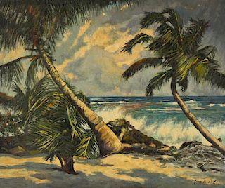 George Hausdorf (German 1894-1959) Painting