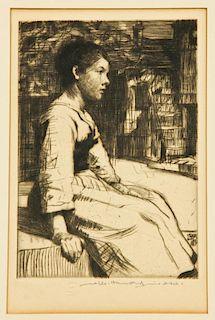 """William Lee Hankey (1869-1952) """"Annette"""""""