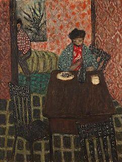 Harold Baumbach (1903-2002) Oil Painting