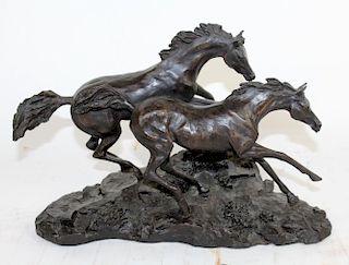 Lanford Monroe (American, 1950-2000) statue