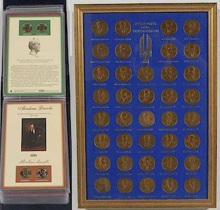 Presidential Coin and Medal Collection