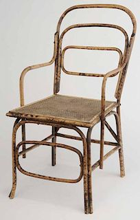 Bamboo Child's Chair