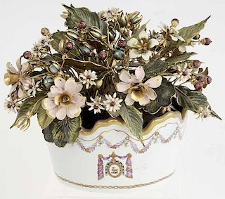 Jane Hutcheson Enamel Flores de