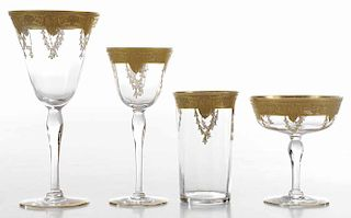 Group of Forty Five Wine Glasses