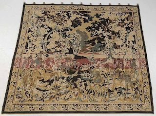 Pictorial Tapestry
