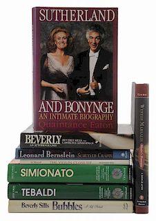 Eight Books on Opera