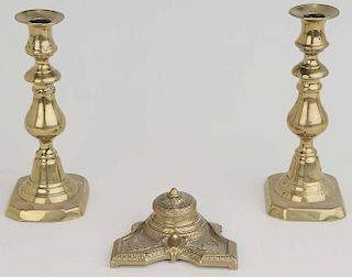 Three Brass Articles