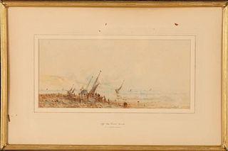 ATTRIBUTED RICHARD PARKES BONINGTON (ENGLAND 1802-1828)