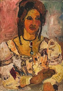 ATTRIBUTED TO CHAIM SOUTINE (RUSSIAN 1893-1943)