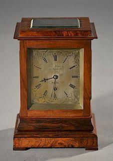 19th C. Hawley Bracket Clock