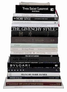 21 Books on Fashion, Photography and