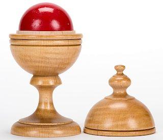Ball Vase.