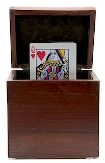Rising Card Chest.