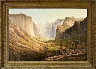 James Everett Stuart (1852-1941), Yosemite Valley