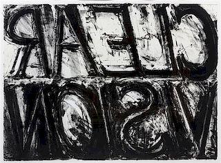 Bruce Nauman, (American, b. 1941), Clear Vision, 1973