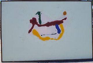 Kikuo Saito (1939-2016) Japanese Modern Abstract Painting