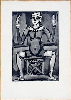 GEORGES ROUAULT LITHOGRAPH
