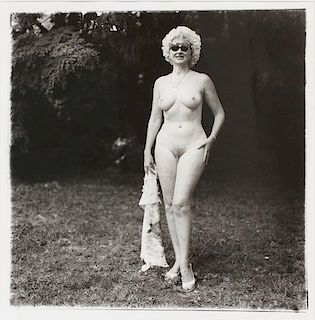 DIANE ARBUS PHOTOGRAPH ESTATE COPYRIGHT 1971