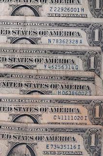 U.S. $1 Silver Certificates Series 1995 E