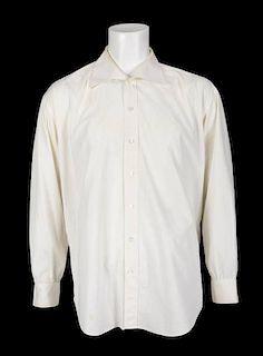 ROBIN WILLIAMS DRESS SHIRT