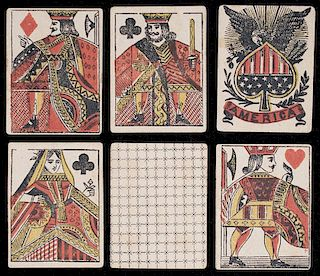 Early American Patience Deck.