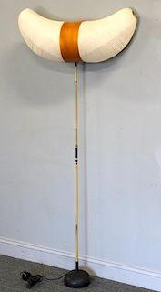 Early Isamu Noguchi Horn Floor Lamp.