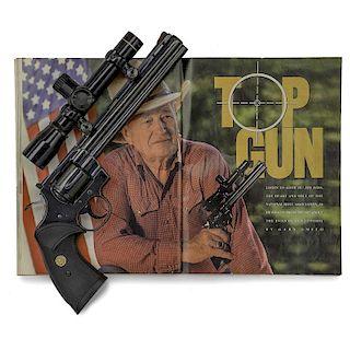 *Colt Python Hunter Revolver Belonging to Joe Foss