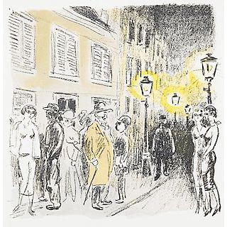 Kees Van Dongen (French, 1877-1968)