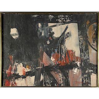 Sidney Gross (American, 1921 -1969)