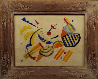 Attr. Wassily Kandinsky (1866 - 1944)