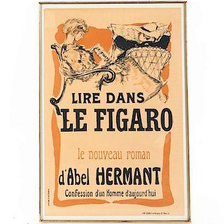 Pierre Bonnard, lithograph