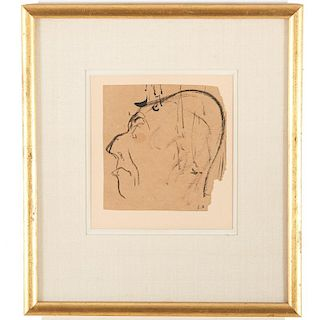 Edouard Vuillard, drawing