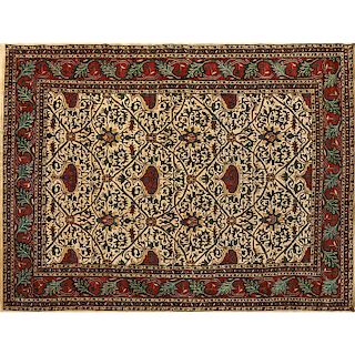 STYLE OF WILLIAM MORRIS Contemporary rug