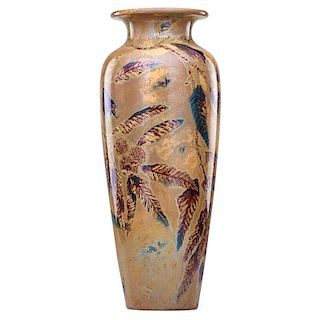 DELPHIN MASSIER Floor vase
