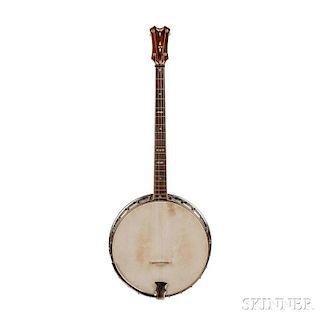 Tonebuilt Tenor Banjo, c. 1922