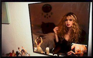 Nan Goldin, (American, b. 1953), Joey in My Mirror, Hornstr, Berlin, 1992